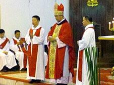 汕頭教區黃炳章神父非法晉牧