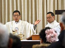天津教區百年慶典活動揭幕