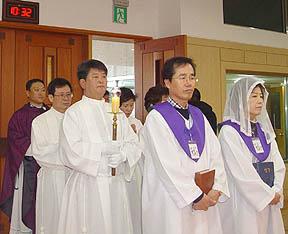 韓國:堂區推廣「輔祭家庭」