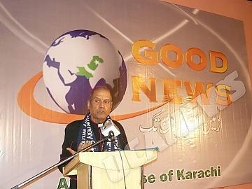 巴基斯坦:教會推出首個衛星電視頻道