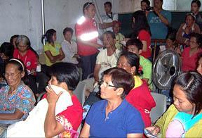 菲律賓:教會緊急援助渡輪失事受害者