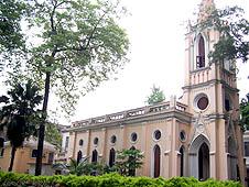 中國:廣州沙面教堂維修被叫停