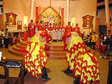 梵蒂岡:教宗發表農曆新年賀詞