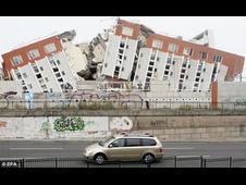 香港:基督徒呼籲援助智利地震災民