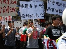 澳門:青年主動組織勞工節遊行