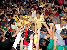 菲律賓:教會領袖呼籲為選舉運動祈禱 thumbnail