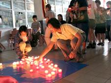 香港:信眾為中國大陸教會祈禱