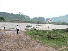 中國南方教友經歷旱災後再遇洪澇