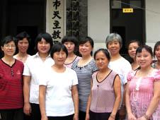 【特稿】中國南充教會聖母升天節感謝女教友的奉獻