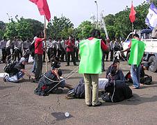 教會呼籲關注面臨死刑的數百印尼勞工