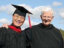 關心中國教會的本篤會凱利院牧安息
