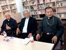 陳日君樞機反駁網民對其上海之行的猜測 thumbnail