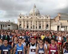 羅馬「諸聖節賽跑」為巴基斯坦災民籌款 thumbnail