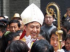 中國主教被迫參加祝聖,教廷表示困擾
