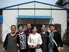 【特稿】綿竹教會先重建心靈再築聖堂