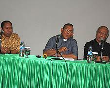 印尼召開第三屆天主教全體大會