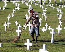 菲律賓教會方便信徒為亡者獻彌撒