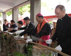 台灣教會「活化」低使用率的教堂