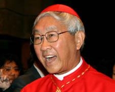 【評論】陳日君樞機:再和韓德力神父對話