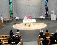 東京一天主教堂為自殺者舉行追思彌撒