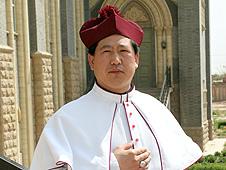 李連貴主教當選中國天主教新聞人物