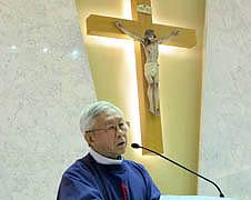 陳日君樞機籲香港教友為中國教會做補贖 thumbnail