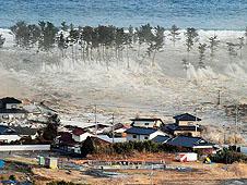 華人天主教徒為日本大地震災民祈禱