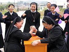 【特稿】落入凡間的天使──淺談中國修女的覺醒 thumbnail