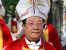 中國年輕主教掌管一會一團日常事務