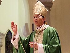 【特稿】韓大輝總主教:熱愛祖國,與伯多祿團結一致