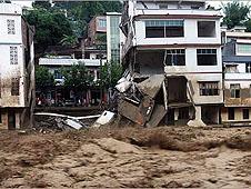 貴州教會籌款協助望謨縣洪災災民