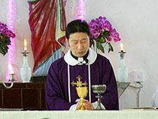 樂山教區擬聖伯多祿聖保祿慶日祝聖主教