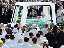 教宗訪問克羅地亞,強調社會良心的重要