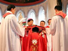 觀察家認為教廷有必要處罰樂山非法主教