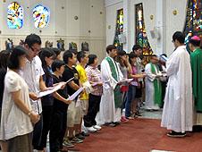 台灣青年代表蓄勢待發參加世青節