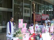 【特稿】台灣教會依民俗在中元節前後辦祈福禮