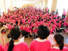 香港派出歷來最大代表團赴普世青年節