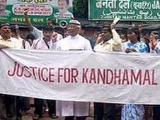 印度神父支持奧里薩邦重新查證 thumbnail