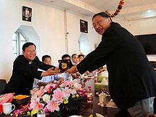 聖公會環南代表團訪華,首晤一會一團