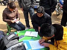 中國教會首項小額信貸資助貧農增收