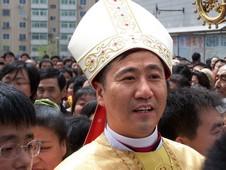 中国辽宁教区主教被当局暂停职务