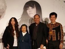 流行歌手張惠妹加場演唱收入捐聖母醫院