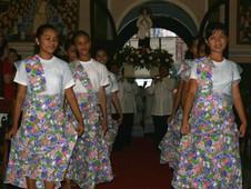 馬尼拉唐人街舉行彌撒紀念菲國首位聖人