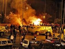埃及開羅發生宗教衝突至少廿四人死亡