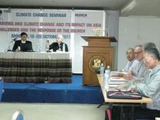 亞洲主教團協會成立氣候變化機構