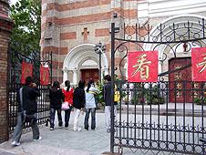 天津西開總堂安裝監控設施惹疑慮