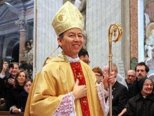 【特稿】教廷萬民福音部秘書長韓大輝總主教專訪