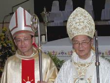 東馬總教區歡迎年輕助理總主教