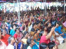 印度警方控告抗議興建核電站的神職人員