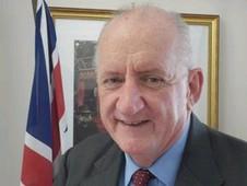 澳洲大使說使館不駐羅馬的國家外交受損